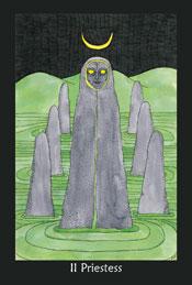 Ellen Lorenzi-Prince, Tarot of the Crone - review by Diane Wilkes